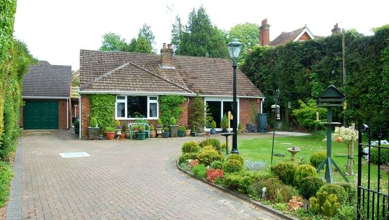 4 Bedrooms Detached Bungalow for sale in Avanlee, Alresford