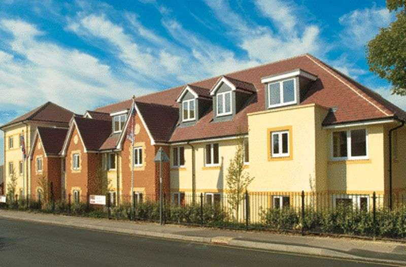 1 Bedroom Retirement Property for sale in Gillingham, Royal Lodge