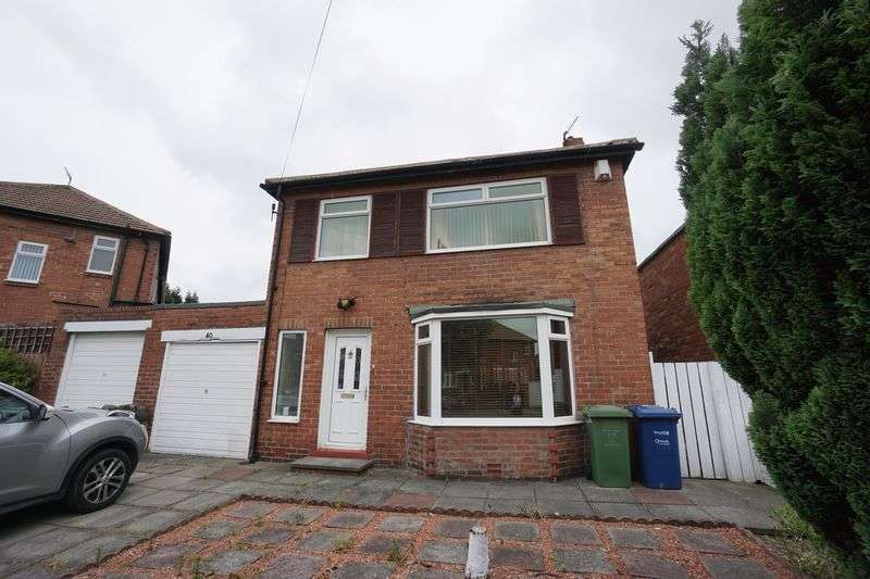 3 Bedrooms Detached House for sale in RED HALL DRIVE Cochrane Park Estate
