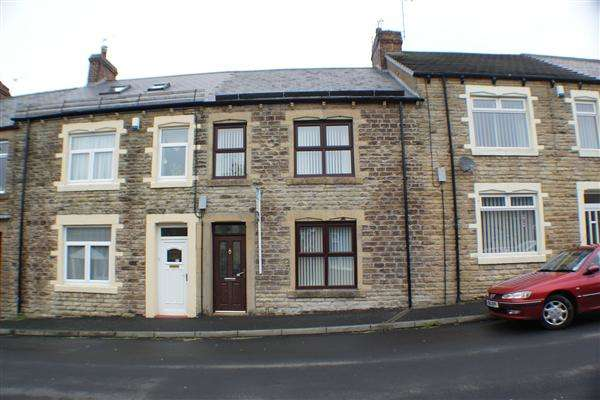 3 Bedrooms Terraced House for sale in George Street, Consett