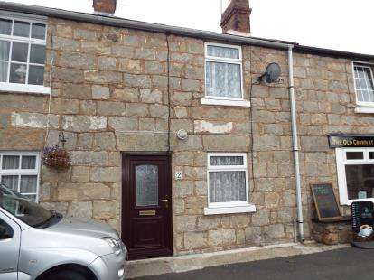 2 Bedrooms Terraced House for sale in Castle View Terrace, Parliament Street, Rhuddlan, Rhyl, LL18