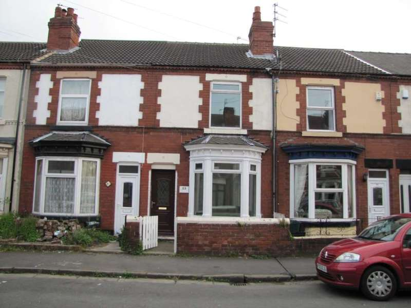 3 Bedrooms Terraced House for sale in Royston Avenue, Bentley