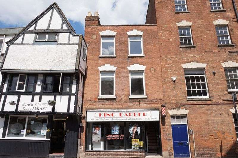 2 Bedrooms Terraced House for sale in Longsmith Street, Gloucester