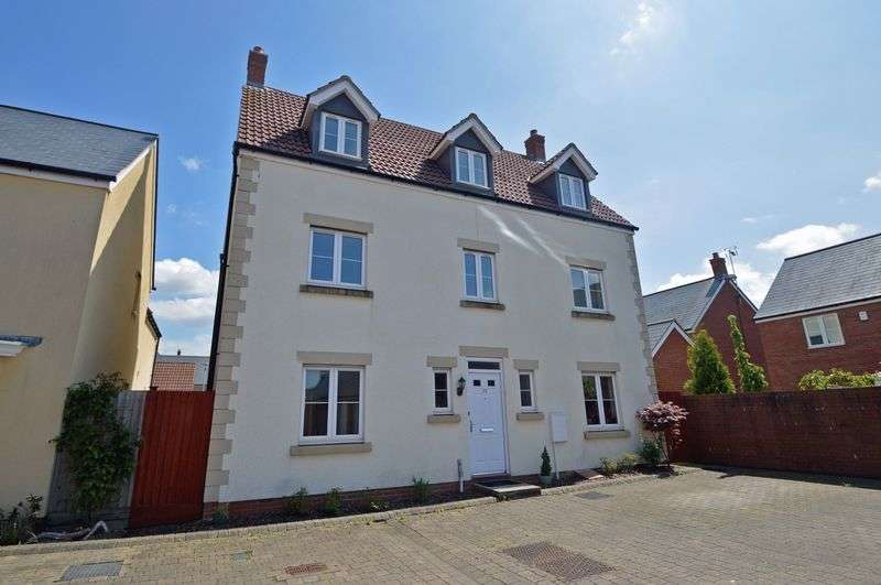 5 Bedrooms Detached House for sale in Lapwing Close, Bristol