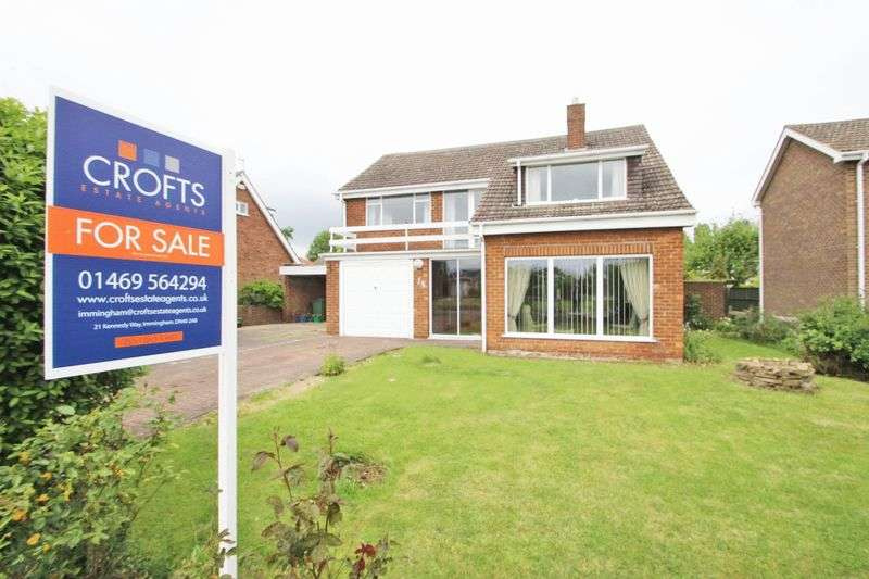 4 Bedrooms Detached House for sale in STANDISH LANE, IMMINGHAM