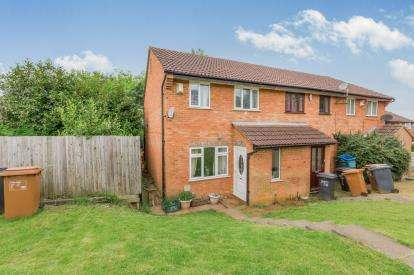 3 Bedrooms Semi Detached House for sale in Verwood Close, Watermeadow, Northampton, Northants
