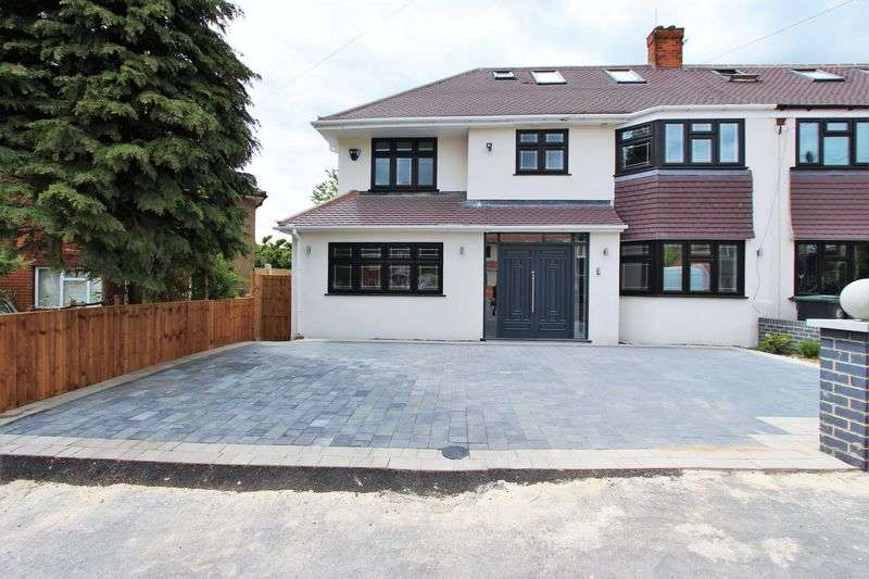 6 Bedrooms Flat for sale in 6 bedroom semi-detached house for sale, Oak Lodge Avenue, Chigwell, Essex, IG7