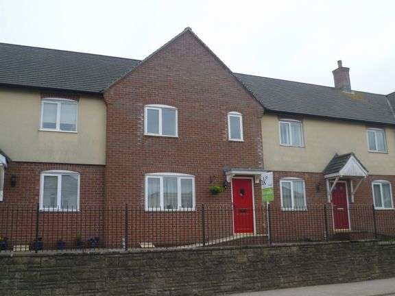3 Bedrooms Terraced House for sale in Axminster