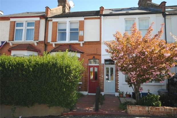 2 Bedrooms Terraced House for sale in Sherland Road, Twickenham