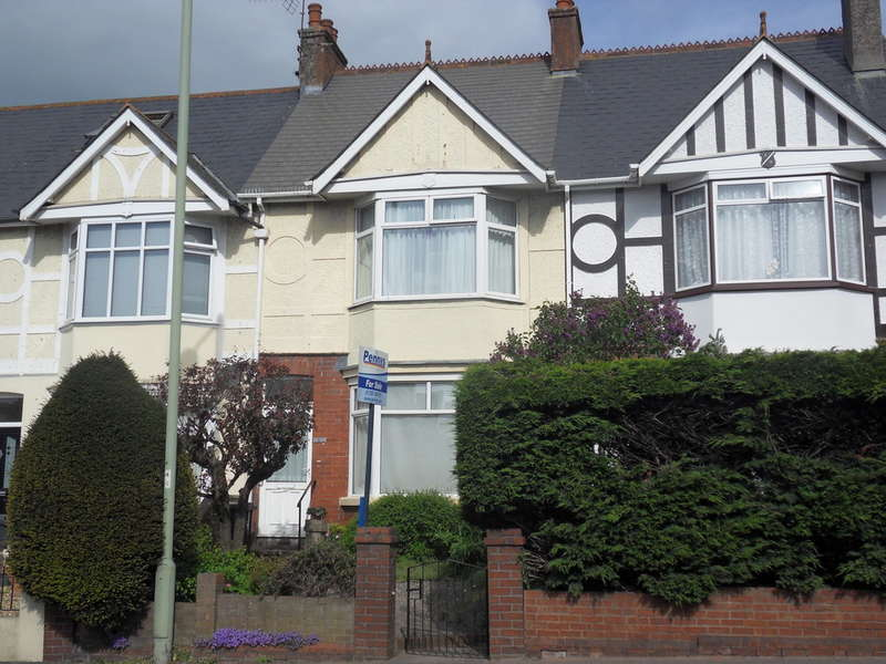 3 Bedrooms Terraced House for sale in Exeter Road, Exmouth