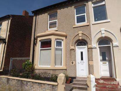4 Bedrooms End Of Terrace House for sale in South King Street, Blackpool, Lancashire, FY1