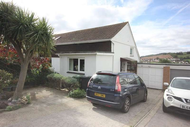 3 Bedrooms Semi Detached House for sale in St Marys Road, Teignmouth