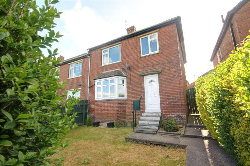 3 Bedrooms Terraced House for sale in Moorfoot Avenue, Chester le Street, Co Durham, DH2