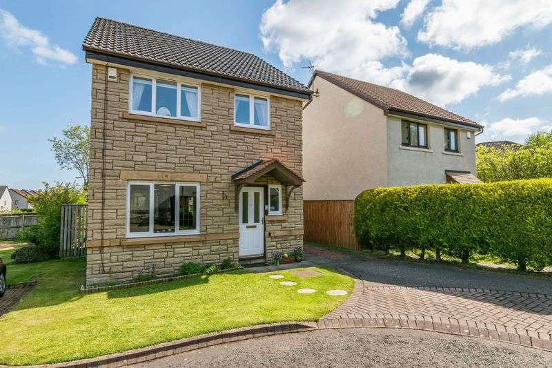 3 Bedrooms Detached House for sale in 95 The Murrays Brae, Liberton, Edinburgh, EH17 8UJ