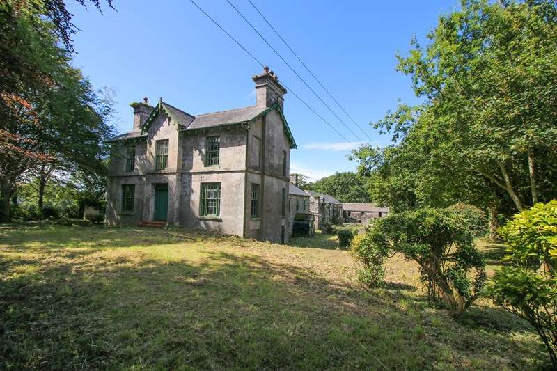 6 Bedrooms Detached House for sale in Raby House, Main Road, Glen Maye, IM5 3AU