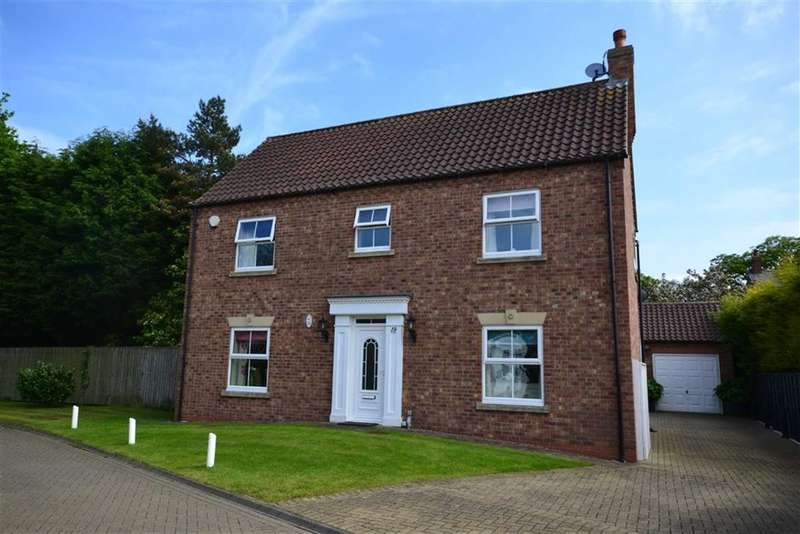3 Bedrooms Property for sale in Northumberland Avenue, HORNSEA, East Yorkshire
