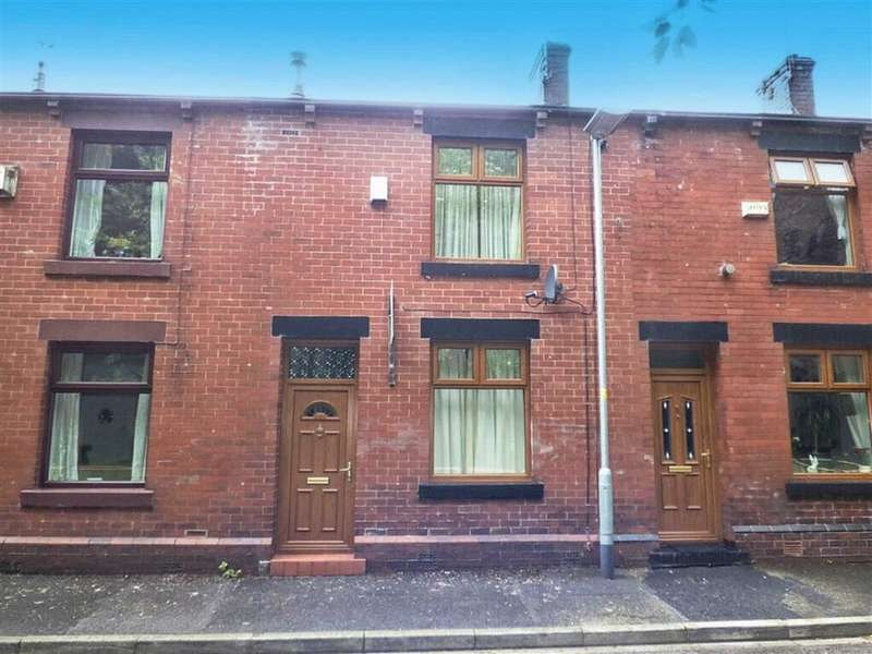 2 Bedrooms Property for sale in Kathleen Street, Rochdale, Lancashire, OL12