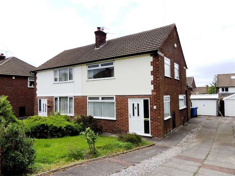 3 Bedrooms Property for sale in Charnwood Road, Woodley, Stockport