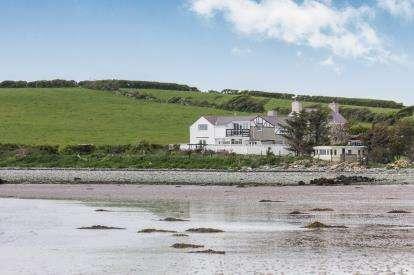 4 Bedrooms Semi Detached House for sale in Peniel Dowyn, Llanfwrog, Holyhead, Sir Ynys Mon, LL65