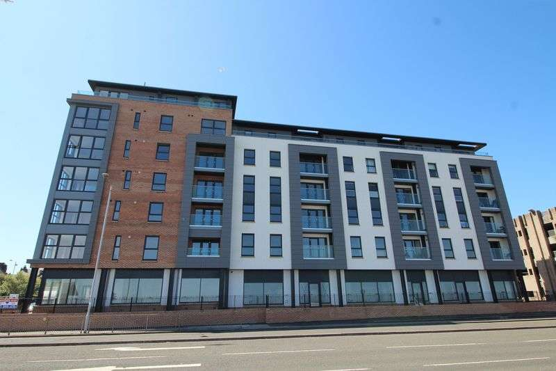 2 Bedrooms Flat for sale in Cannon Court, Cowan Street, Kirkcaldy