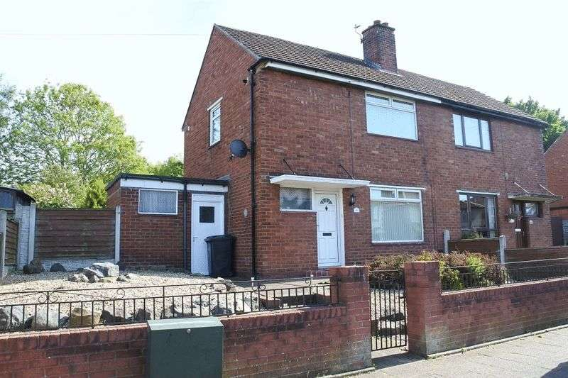 2 Bedrooms Semi Detached House for sale in Creighton Avenue, Carlisle
