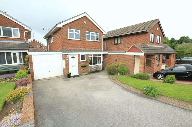 3 Bedrooms Detached House for sale in Mason Drive, Biddulph