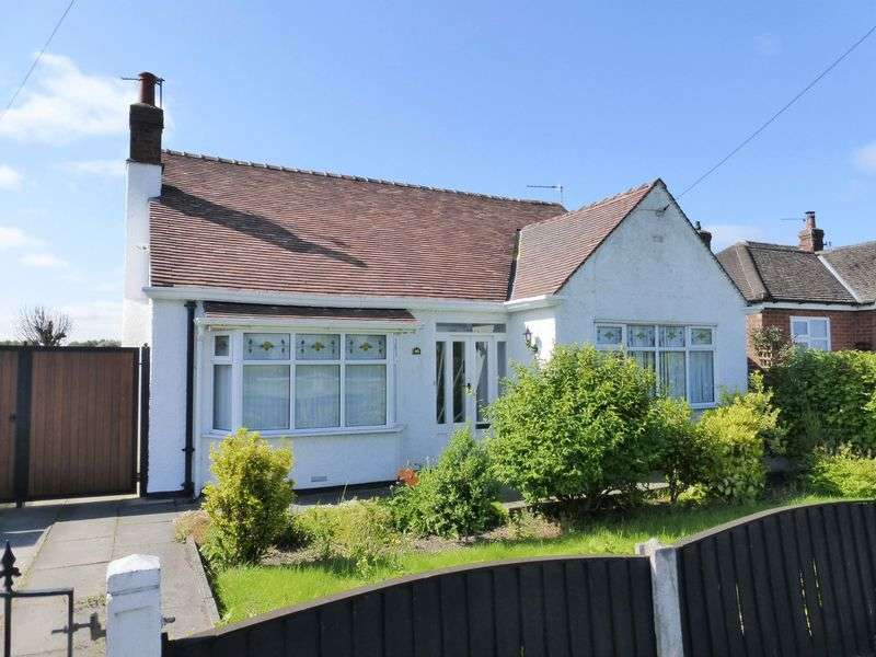2 Bedrooms Detached Bungalow for sale in Mere Brow Lane, Mere Brow, Preston