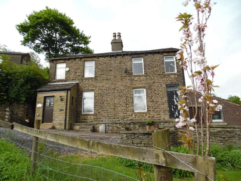4 Bedrooms Farm House Character Property for sale in Huddersfield Road, Denshaw