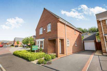 4 Bedrooms Detached House for sale in Finery Road, Wednesbury, West Midlands