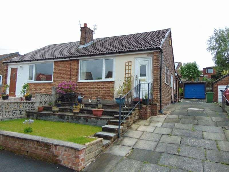 2 Bedrooms Semi Detached House for sale in Bramhall Avenue, Harwood BL2 4ES