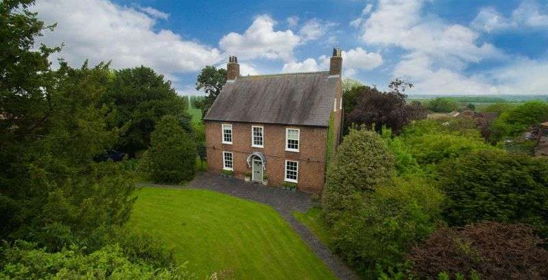 6 Bedrooms Detached House for sale in Main Street, Horkstow, Barton-Upon-Humber, North Lincolnshire
