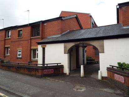 2 Bedrooms Flat for sale in Glover Street, Preston, Lancashire, PR1