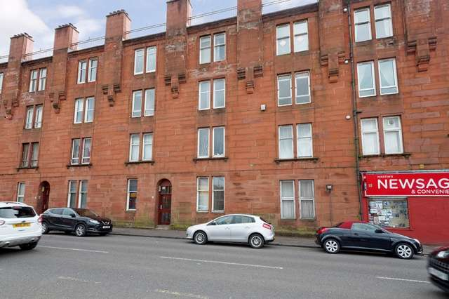 2 Bedrooms Ground Flat for sale in 53 Fulton Street, Anniesland, Glasgow, G13 1DL
