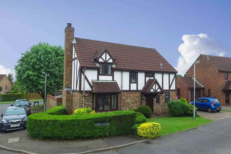 4 Bedrooms Detached House for sale in Fields End, Hemel Hempstead