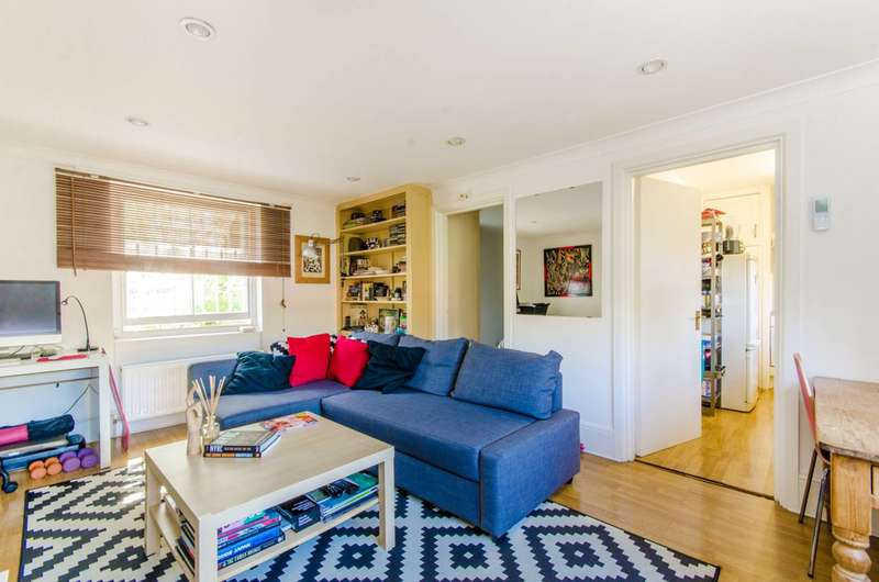 1 Bedroom Flat for sale in Highbury Grange, Islington, N5