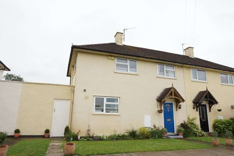 3 Bedrooms Semi Detached House for sale in Innsworth Lane, Innsworth, Gloucester