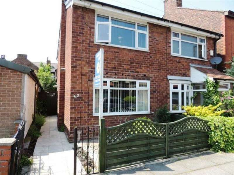 2 Bedrooms Property for sale in Holly Street, Droylsden, Droylsden Manchester