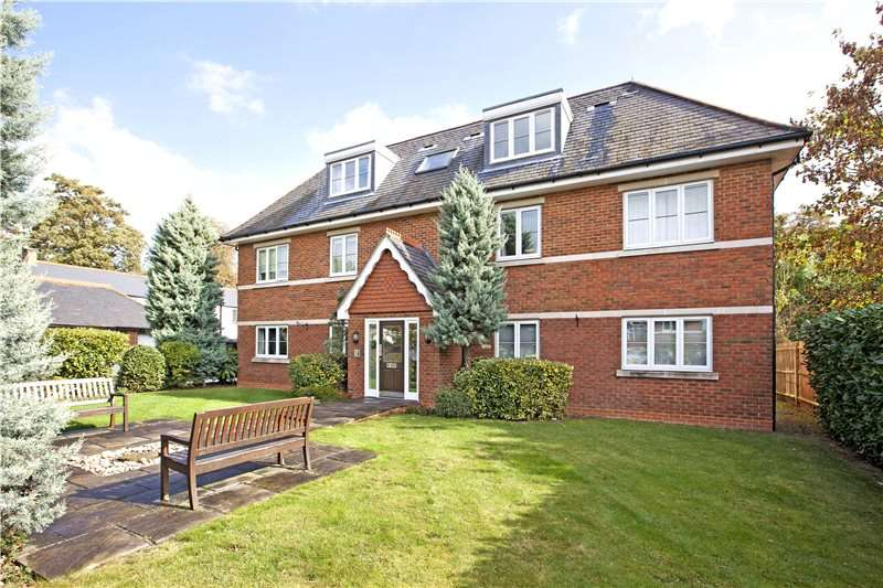 2 Bedrooms Flat for sale in Horsham Reach, Lower Cookham Road, Maidenhead, Berkshire, SL6