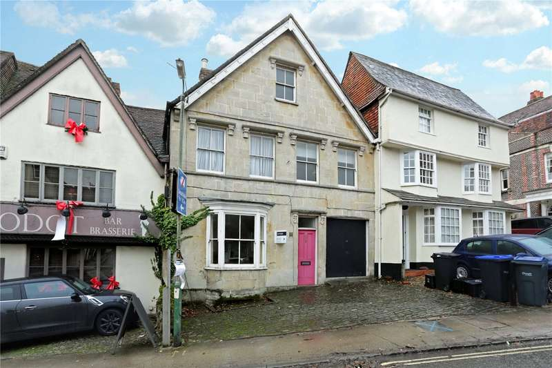 5 Bedrooms Terraced House for sale in Kingsbury Street, Marlborough, Wiltshire, SN8