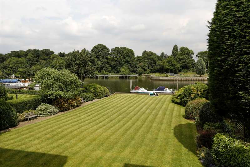 2 Bedrooms Flat for sale in Marlow House, 36 Twickenham Road, Teddington, TW11