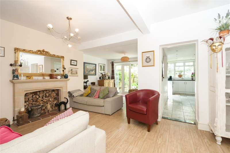 5 Bedrooms Detached House for sale in Tivoli Road, Brighton, East Sussex, BN1