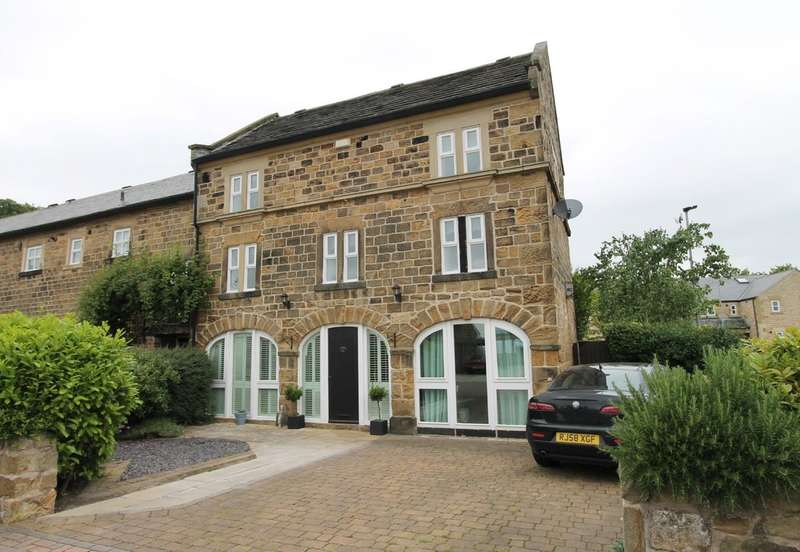 4 Bedrooms Unique Property for sale in Lundhill Farm Mews, Hemingfield, Barnsley, S73 0PJ