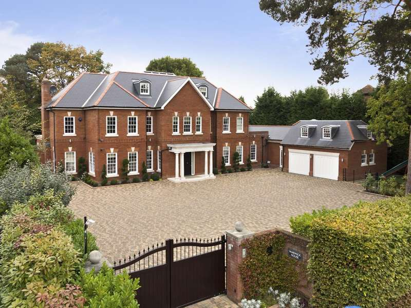 7 Bedrooms Detached House for sale in Walton on Thames