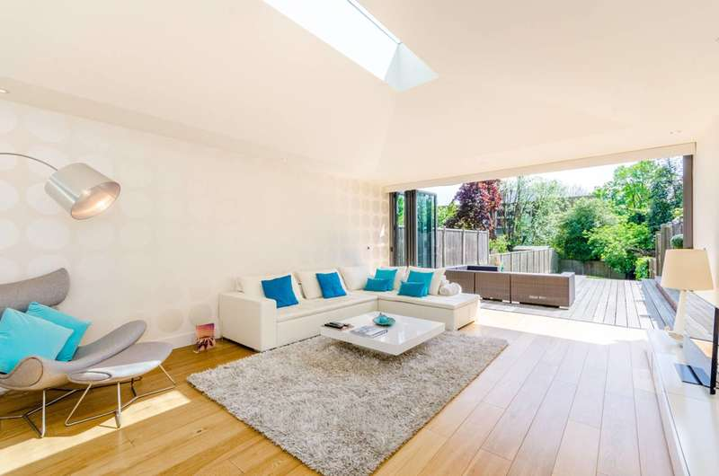 4 Bedrooms House for sale in Shepherds Hill, Highgate, N6