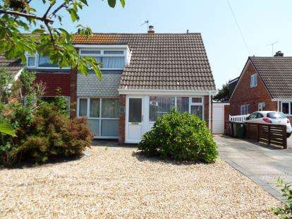 3 Bedrooms Semi Detached House for sale in Sycamore Grove, Formby, Liverpool, Merseyside, L37