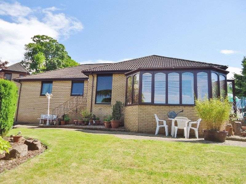 4 Bedrooms Detached Bungalow for sale in 2 VILLA PLACE, CLACKMANNAN