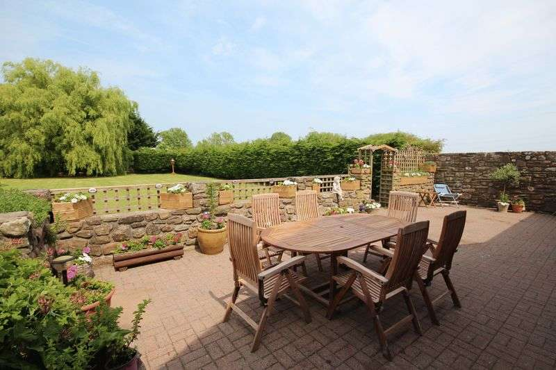 4 Bedrooms Detached House for sale in Ty Mawr Lane, Marshfield