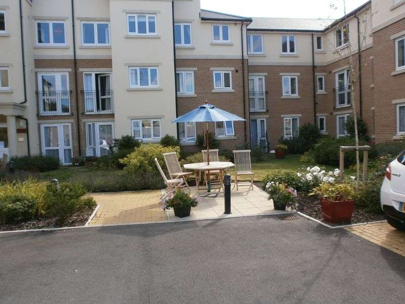 2 Bedrooms Retirement Property for sale in Southsea, Summerson Lodge