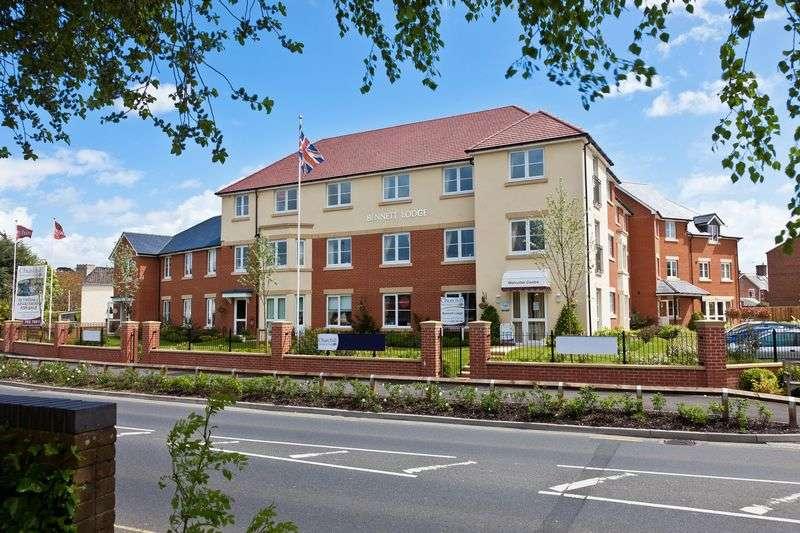 1 Bedroom Retirement Property for sale in Wimborne, Bennett Lodge
