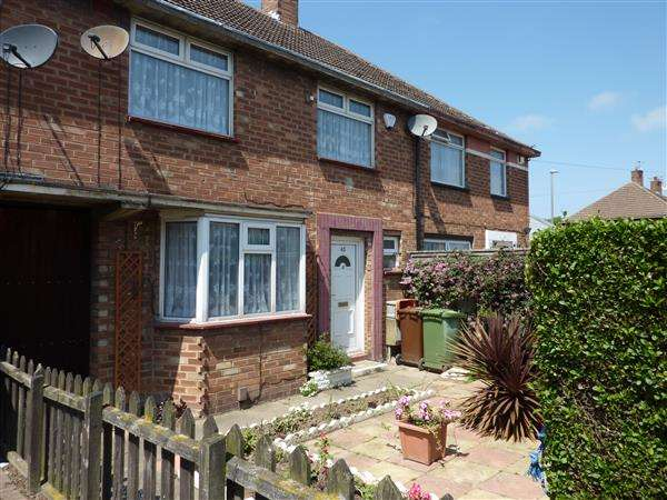 3 Bedrooms Terraced House for sale in WORCESTER AVENUE, GRIMSBY